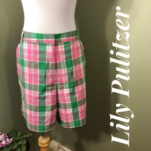 12 Lilly Pulitzer bermuda shorts